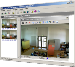 VisionGS Webcamsoftware